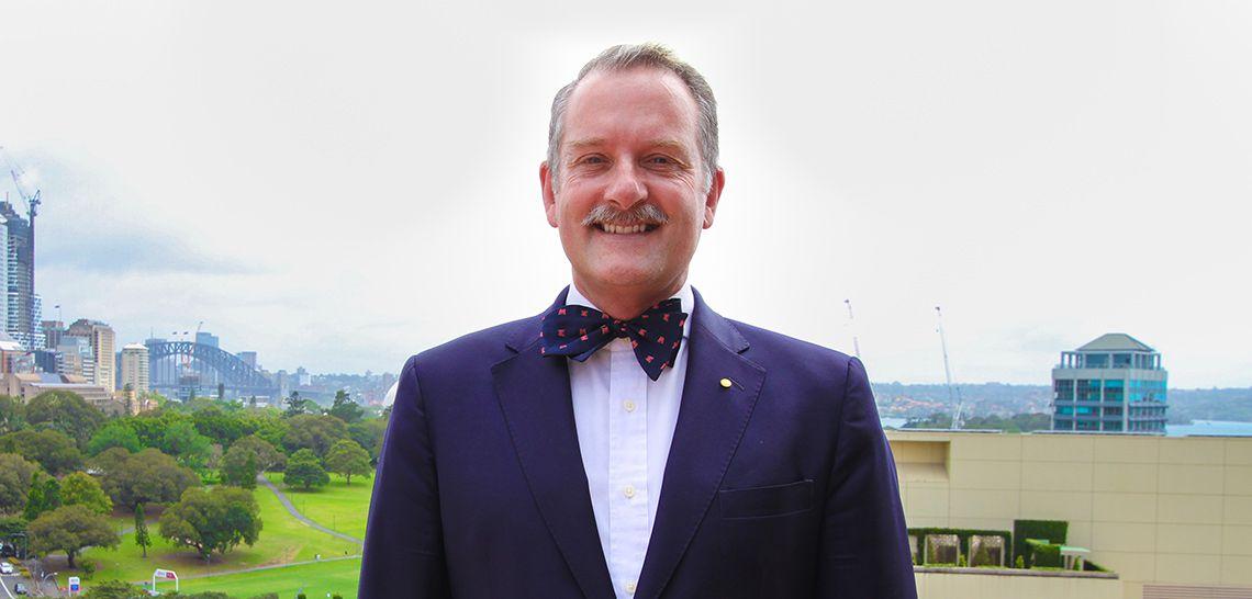 Leigh Johns - Board Member