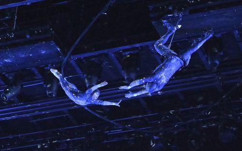 Nick Hutchinson - Gymnastics