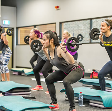 ymca exercise classes canberra