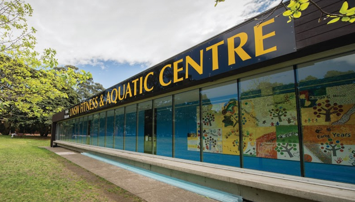 Image result for unsw fitness and aquatic centre