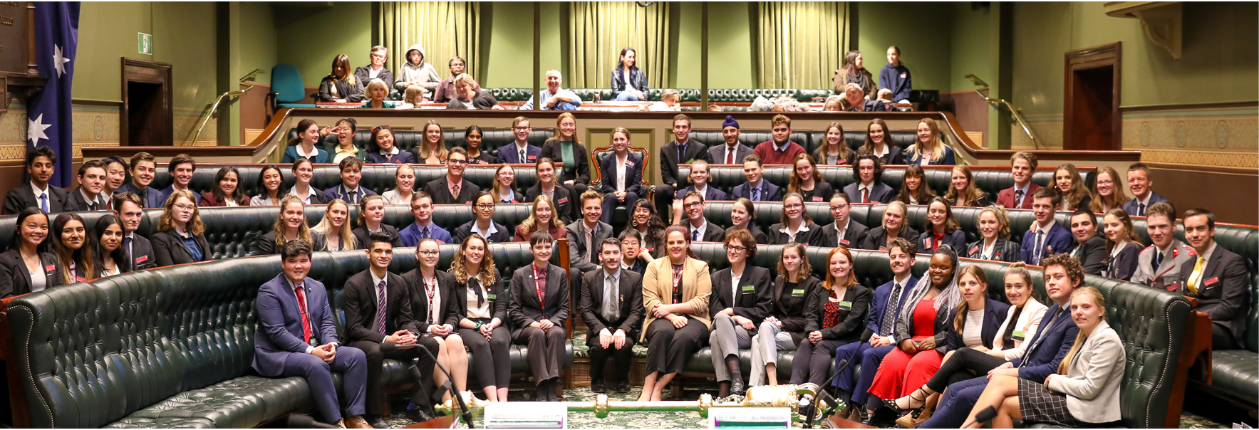 The Y NSW Youth Parliament
