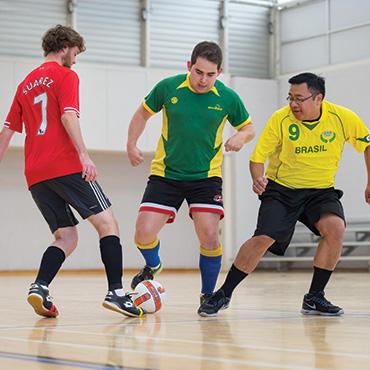 YMCA NSW Futsal