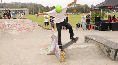 YMCA Skate Park League