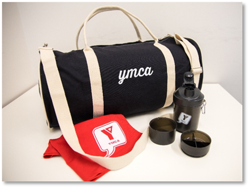 Get a FREE YMCA Gym Starter Pack!