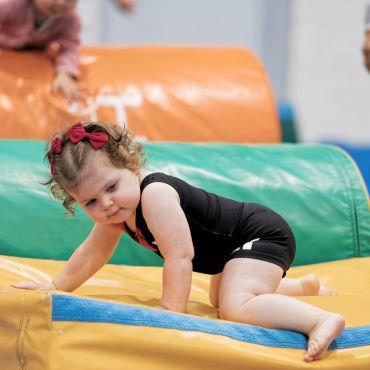 Kinder Gym at the Y
