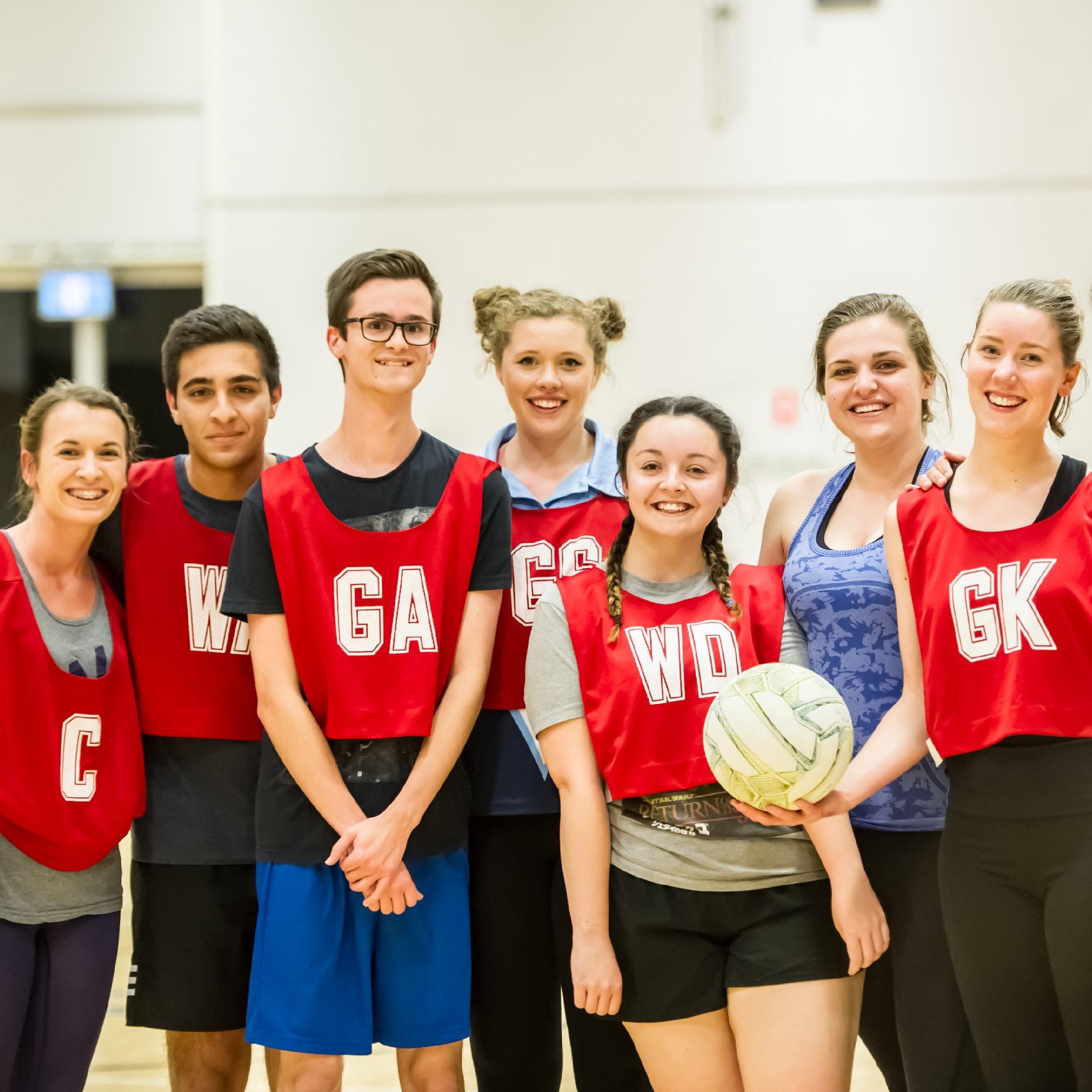 YMCA NSW Netball