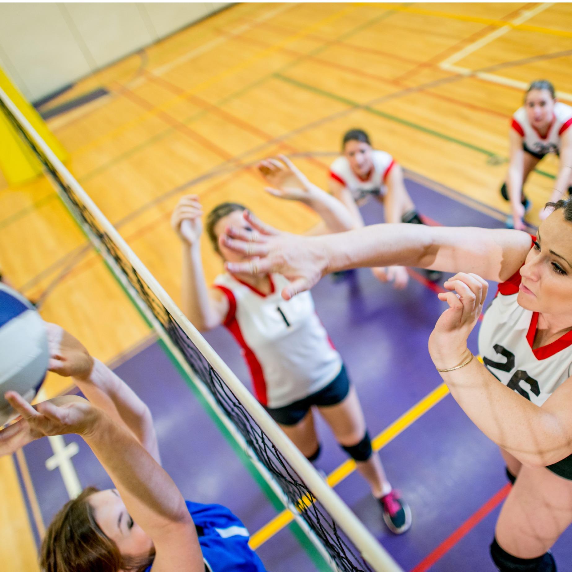 YMCA Sports - Volleyball