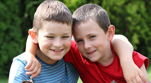 Holiday camps for children in out of home care